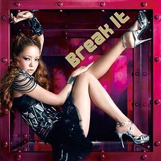 Break It / Get Myself Back【ジャケットA】
