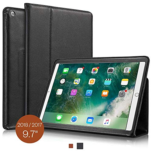 KAVAJ Leather Case Berlin voor Apple iPad 9.7