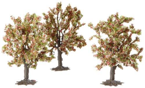 Noch 25112 - 3 Obstbäume, rosa blühend