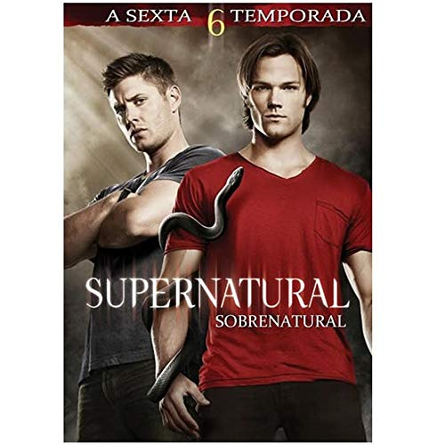 Supernatural - A 6ª Temporada Completa