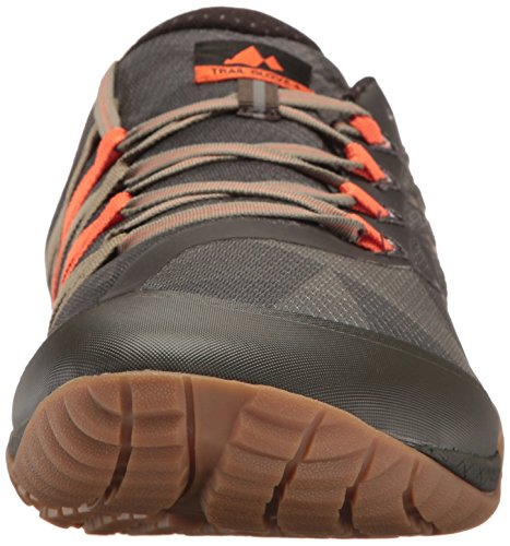 Merrell Glove 4, Chaussures de Trail Homme, Multicolore (Vertiver) , 44 EU (9.5 UK)