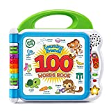 リープフロッグ(LeapFrog) LeapFrog Learning Friends 100 Words Book (Frustration Free Packaging), Green グリーン 9.4 wide x 9.4 height x 1.9 depth