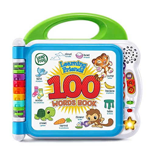 LeapFrog Learning Friends 100 Words Book...