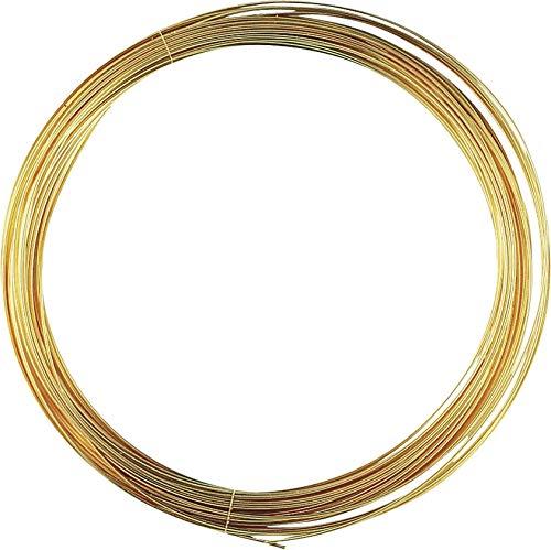 Knorr Prandell 216460046 Knorr prandell 216460046 Golddraht Ø 0,4 mm 15 m, 24 Karat echt vergoldet