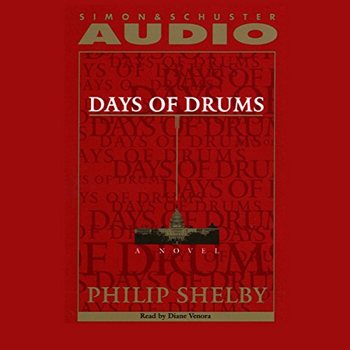 Days of Drums audiobook cover art