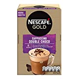 Nescafé Gold Cappuccino Double Choco, 8 Buste