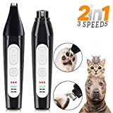 Best Dog Nail Grinders - HeiYi Dog Nail Grinder Dog Nail Trimmer 2 Review