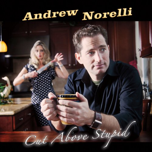 Cut Above Stupid audiobook cover art