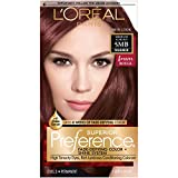 L'Oreal Paris Superior Preference Fade-Defying Color + Shine System, 5MB Medium Auburn(Packaging May Vary) Pack of 1,