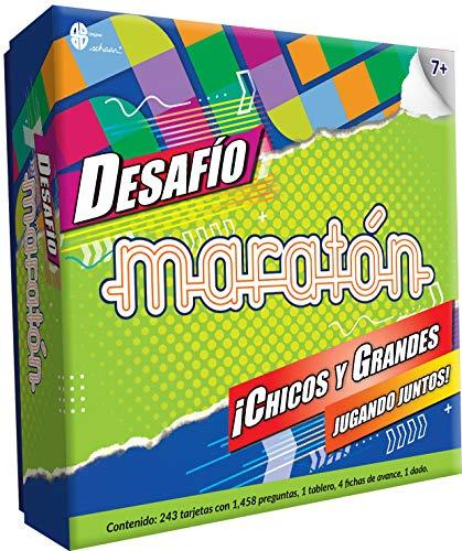 Maraton Juego De Mesa marca Original Schaar