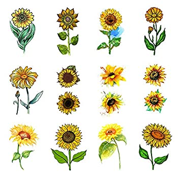 Best sunflower tattoo Reviews