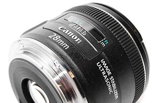 Canon単焦点レンズEF28mmF2.8ISUSMフルサイズ対応