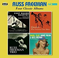 Freeman: Four Classic Albums by Russ Freeman