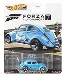Hot Wheels GJR48 Forza Motorsport 7 Volkswagen Classic Bug Azul