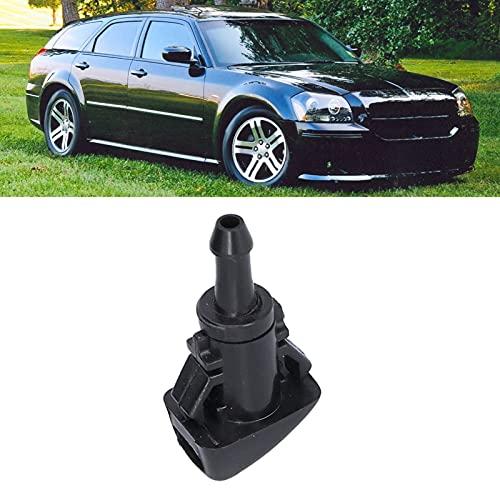 Boquilla para parabrisas, boquilla de líquido de lavado fácil de instalar para automóvil