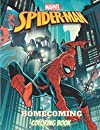 SPIDER-MAN HOMECOMING COLORING BOOK: spiderman homecoming prime,Marvel colouring book for children,howa to train your dragon homecoming,prime,avengers colourig book,marvel activity book,Sepiderman miles morales book,superhero books ,couples activities