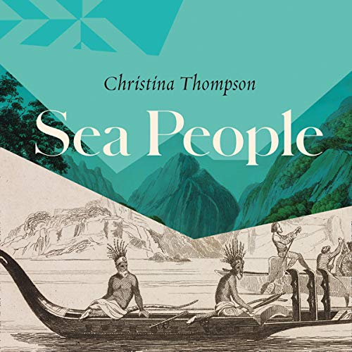 Sea People audiobook cover art