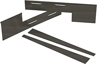 Coyote Landscape Products 636014 RawEdge Landscape Edging, 16 Gauge, Raw Steel