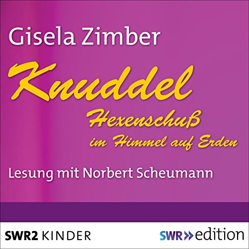 Knuddel audiobook cover art