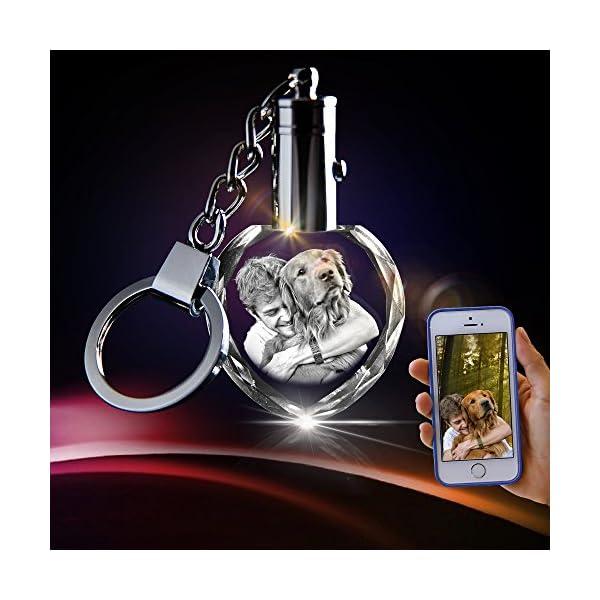 Crystal Key Chain – Unique Custom Gift