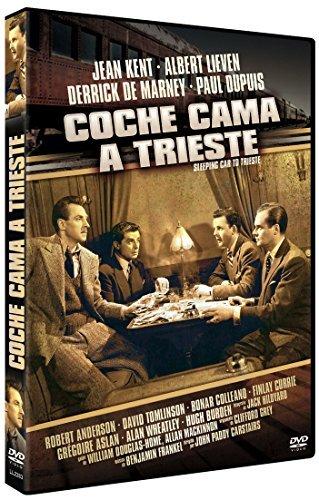 Sleeping Car To Trieste - Coche Cama A Trieste - J. Paddy Carstairs - Jean Kent.