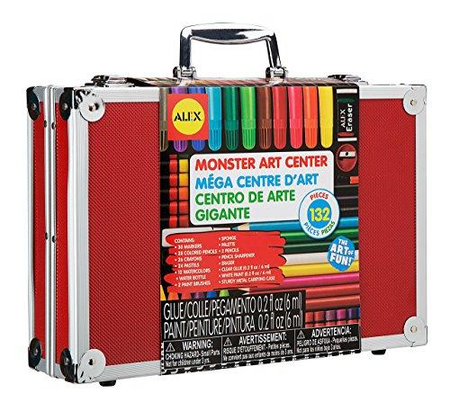 Alex Monster Art Center Kids Art Supplies