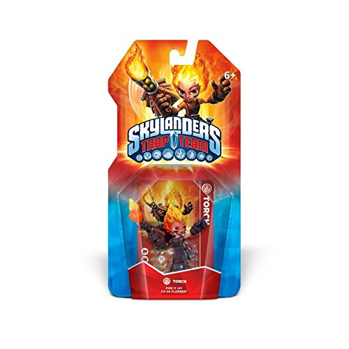 Skylanders Trap Team: Torch Character Pack by Activision