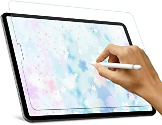 Paperfeel iPad Pro 11 Screen Protector(2020 and 2018 Models) Homagical High Touch Sensitivity NO Glare iPad Pro 11, Compatiable with Apple Pencil/Scratach Resistant/Matte PET Film