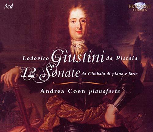 Da Pistoia 12 Sonate Da Cimbalo Di Piano E Forte