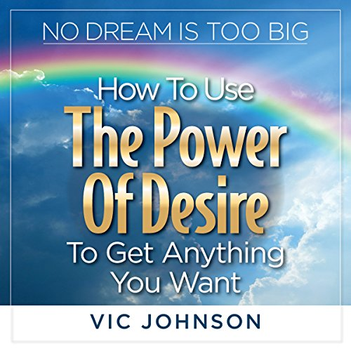 No Dream Is Too Big audiobook cover art