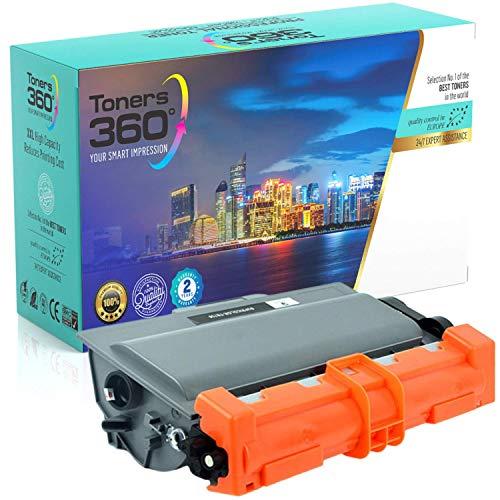 Toner Premium Compatible Brother TN3330/TN3380 para impresoras DCP-8110DN DCP-8250DN; HL-5440D HL-5450DN HL-5450DNT HL-5470DW HL-6180DW HL-6180DWT; MFC-8510DN MFC-8520DN MFC-8950DW MFC-8950DWT
