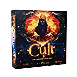 Cryptozoic Entertainment Cult: Choose Your God Wisely - Strategy Board Games - 2-5 Players- Ages 12+