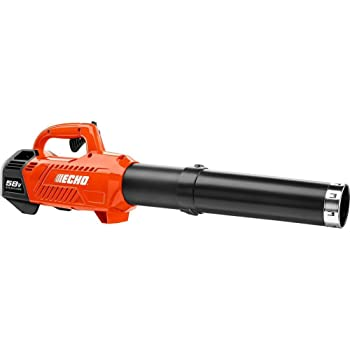 Echo CPLB-58VBT 145 MPH 550 CFM Variable-Speed Turbo 58-Volt Brushless Cordless Leaf Blower (Battery Charger Not Included)