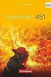 Cornelsen Senior English Library - Literatur - Ab 11. Schuljahr: Fahrenheit 451 - Textband mit Annotationen - Birgit Ohmsieder