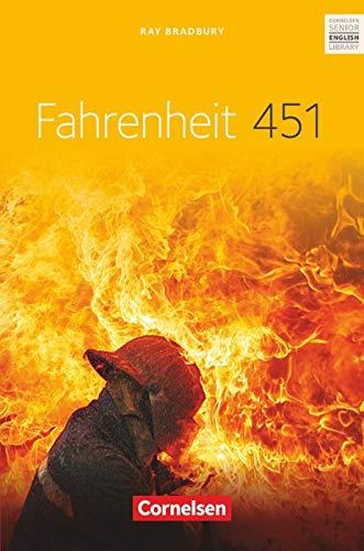 Cornelsen Senior English Library - Literatur - Ab 11. Schuljahr: Fahrenheit 451 - Textband mit Annotationen