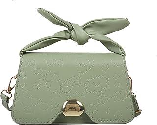BeniNew bow small square bag handbag shoulder diagonal bag