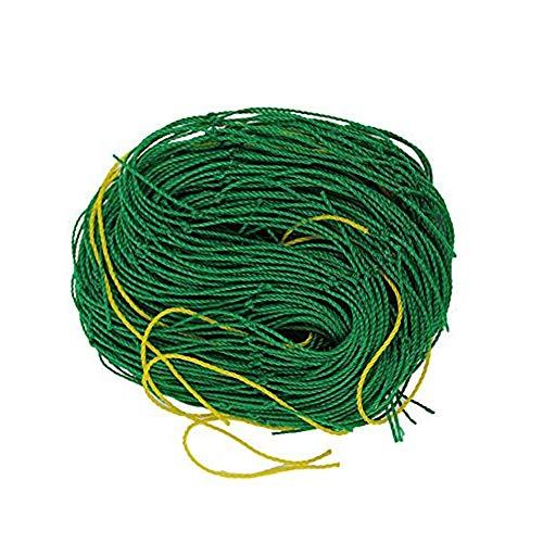 Lifreer - Red de enrejado de nailon para jardín, enredaderas y verduras, red de enrejado, red enrejado para plantas trepadoras (1.8 x 3.6m)