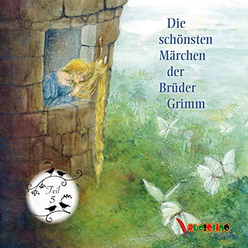 Die schönsten Märchen der Brüder Grimm 5 Titelbild