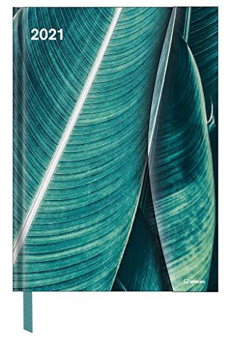 Botanical 2021 - Buchkalender - Taschenkalender - 16x22: Magneto Diary
