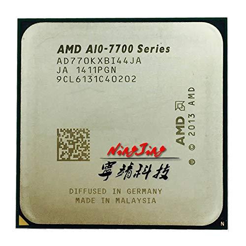 A10-Series A10 7700K 7700 3.4 GHz Quad-Core CPU Processor AD770KXBI44JA Socket FM2+