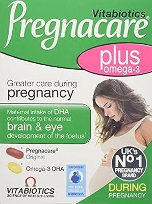 Vitabiotics Pregnacare Plus - 56 Tablets/Capsules from Pregnacare