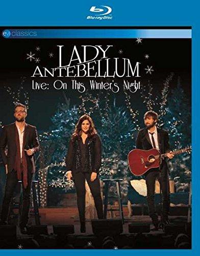 Lady Antebellum - Live: On This Winter's Night [Blu-ray]