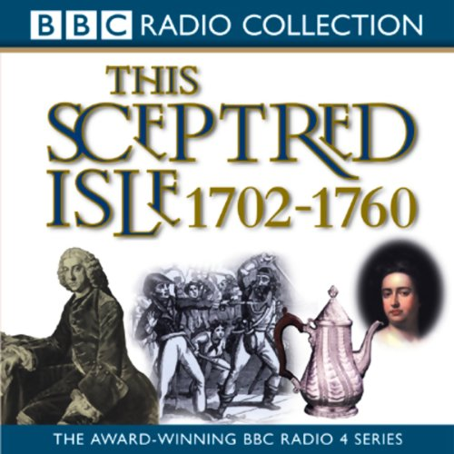 This Sceptred Isle Vol 6 audiobook cover art