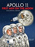 Apollo 11: First Men on the Moon Coloring Book (Dover Coloring Books)
