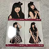 AKB48 小嶋菜月 月別生写真 2012.December 12月 復刻版 4種