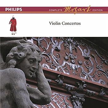 Mozart: The Violin Concertos, Vol.2 (Complete Mozart Edition)