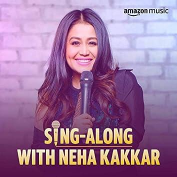 Sing-along with Neha Kakkar