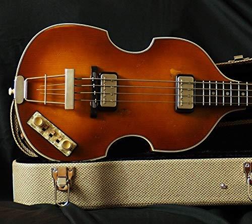 Höfner 500/1 Relic 63 - Bajo violin (incluye maletín)