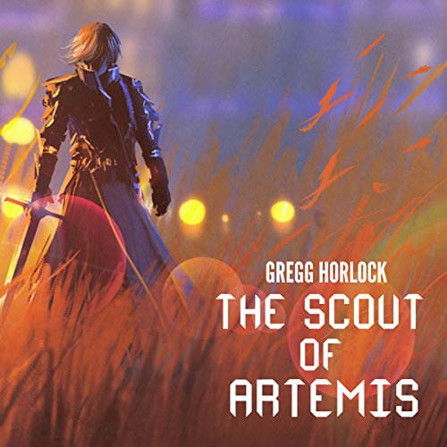 The Scout of Artemis audiobook cover art