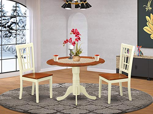 3 Pc Dinette set for 2-Table and 2 dinette Chairs